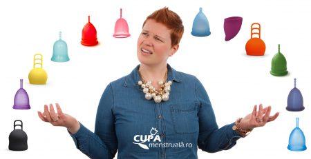 De ce nu ai curajul să încerci cupa menstruală? Top 5 ale celor mai frecvente motive și 5 răspunsuri pentru a-ți cunoaște corpul mai bine