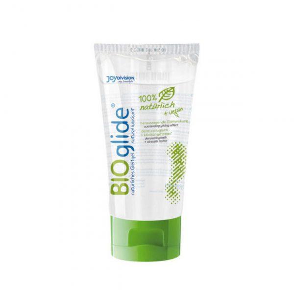 Gel lubrifiant intim pe baza de apa BIOglide natural, vegan